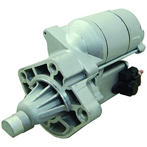 New Starter For 1999-2002 Chrysler 300M 3.5L & 1998-03 Concorde Intrepid LHS V6 3.2L 3.5L 04609346AB 4609346 4609346AB RL609346AB 228000-6113 5028000-685