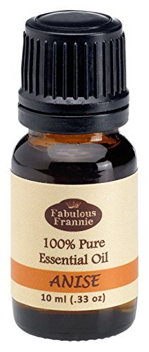 Anise 100% Pure, Undiluted Essential Oil Therapeutic Grade - 10 ml. Great for Aromatherapy!