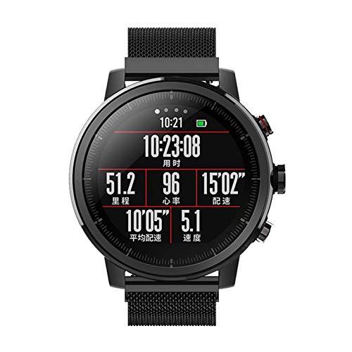 Amazon.com: AgoHike Reemplazo magnético de la Banda de reloj ...