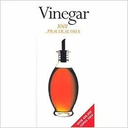 Vinegar - 1001 Practical Uses: Margaret Briggs: 9781861471673: Amazon.com:  Books