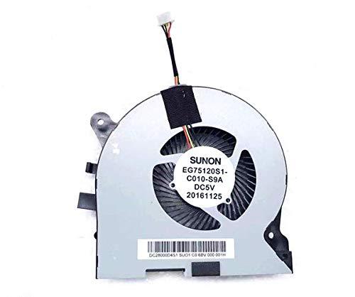 Cooler Para Lenovo Logine Y720 Rescuer Y720-15 Y720-15ikb