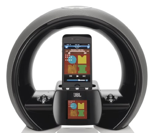 JBL On Air Wireless iPhone/iPod AirPlay Speaker Dock with...