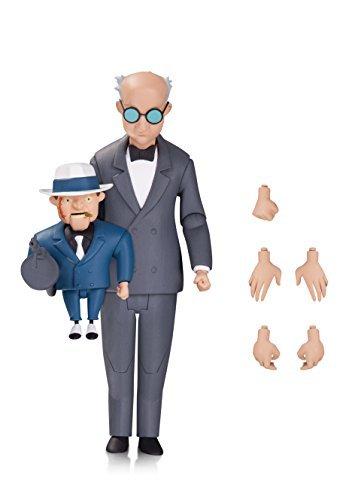 DC Collectibles Batman: The Animated Series: The New Batman Adventures: Scarface & Ventriloquist Action Figure
