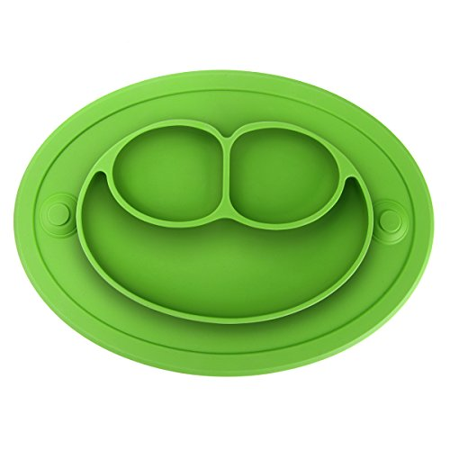 Silicone Placemat Babies Toddlers Onh