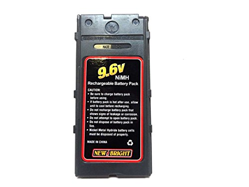 New Bright R C 9 6 Volt Nimh Battery Pack 9 6v Import It All