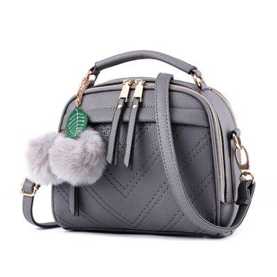 Aassddff Pu Women Messenger Bags Handbags Double Zipper Shoulder Bags Women Shoulder Bags High Quality A1053 Crossbody Tote, Satchel Satchel Gray Gray