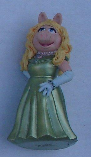 Miss Piggy Muppets Most Wanted PVC Figure 3-1/2