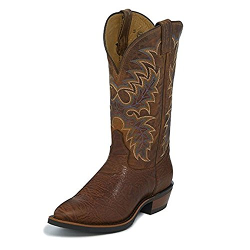Tony Lama Men's Krauss Brown 13