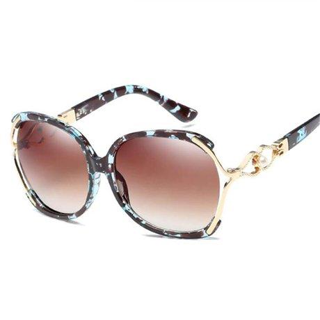 Gafas de Gafas GGSSYY Elegantes Gafas Marco nbsp;Decoración Gafas Multi Grande Azul Moda nbsp; Gafas Mujeres Mujer de de Moda de Sol Sol nbsp; PpT7Pwx