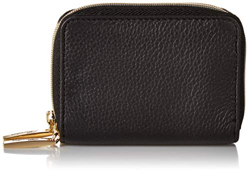 Buxton Women's Wizard Wallet RFID, Black (Black Buxton Wallet)