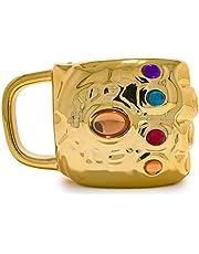 Avengers nieskończoność kubek na rękawiczki - ceramiczny kubek do kawy - oficjalnie licencjonowany artykuł Disney Marvel