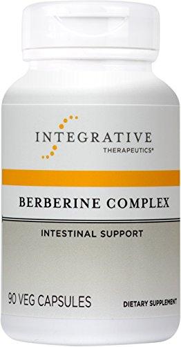 Integrative Therapeutics - Berberine Complex - Berberine Supplement with Oregon Grape an Goldenseal Root Extract - Vegan Supplement - 90 Capsules