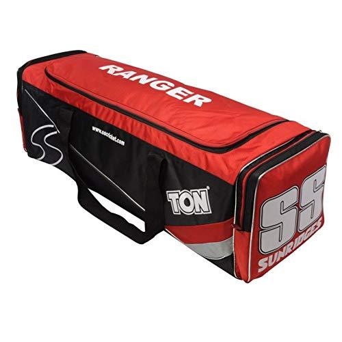 SS Ranger Cricket Kit Bag (Red)