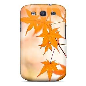 New Design Shatterproof QzXZxoS2013BUkJO Case For Galaxy S3 (momiji Dream)