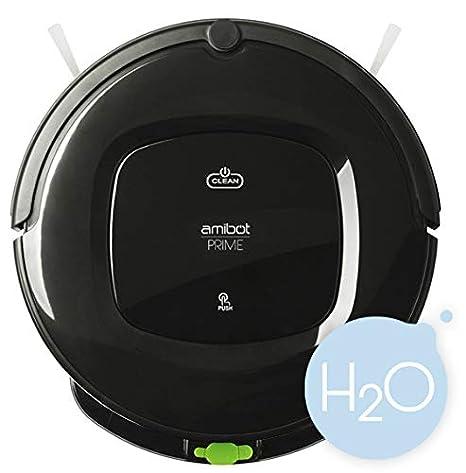 AMIBOT Prime H2O - Robot aspirador y limpiador