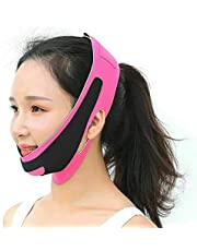 Face V-Line Slimming Strap Lift Up Mask V Belt Chin Anti-Aging Band Cheek
