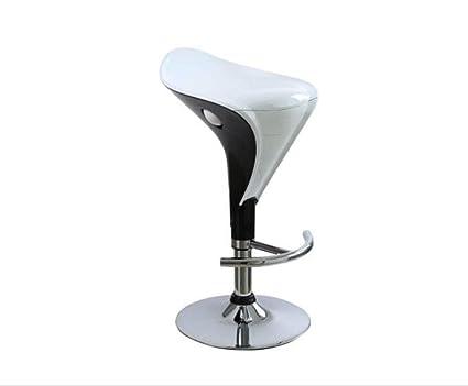Brilliant Amazon Com Wzhbarstool Bar Stool Metal Creative Swan Style Lamtechconsult Wood Chair Design Ideas Lamtechconsultcom