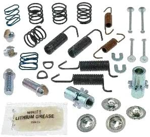 Carlson Quality Brake Parts H1456-2 Drum Brake Hardware Kit