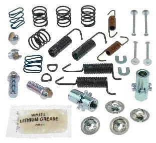 Carlson Quality Brake Parts 17396 Drum Brake Hardware Kit