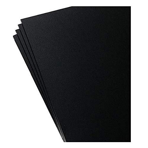 "KYDEX V Sheet - 0.060"" Thick, Black, 8 x 12 Nominal 4 pk"