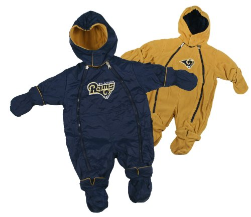 St. Louis Rams NFL Baby Snowsuit Apparel
