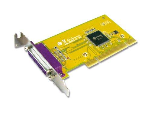 SUNIX 1-port IEEE1284 Parallel Universal PCI Board Model PAR5008A+L by Sunix (Image #2)