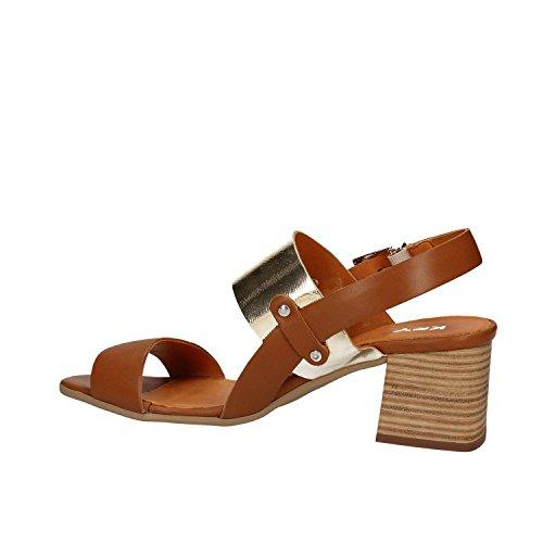 lacets Brun 5215 Femmes Chaussures KEYS ga8pRqwR