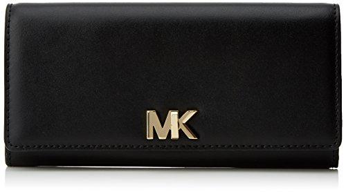 Michael Kors Mott Large Clutch Wallet in Black by Michael Kors