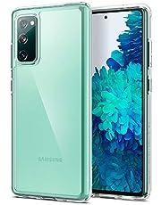 Spigen Ultra Hybrid Works with Samsung Galaxy S20 FE Case (2020) - Crystal Clear