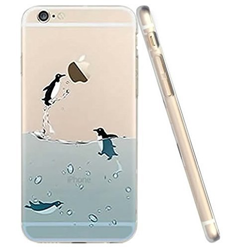 iphone-7-47-case-evermarkettm-cute-cartoon-ocean-park-animal-dolphin-flying-penguin-polar-bear-hard-
