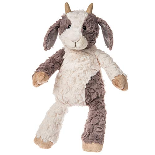 Mary Meyer Putty Stuffed Animal Soft Toy, 13-Inches, Putty Goat