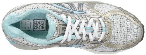 Grey Zapatillas Ariel Sintético Grau Gris Mujer aqua De Brooks light Material qRwO4Zz55