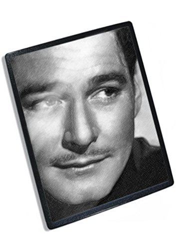 ERROL FLYNN - Original Art Mouse Mat (Signed by the Artist) #js001