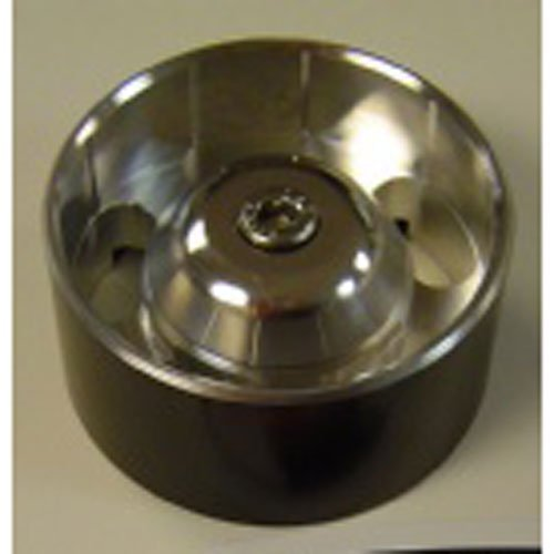 Metco Motorsports MIP-90 Idler Pulley with Bearing Cover 8-Rib Drive 90mm 2003-2 (Pulley Cover Drive)
