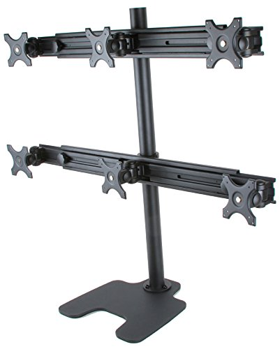 6 monitor stand - 9