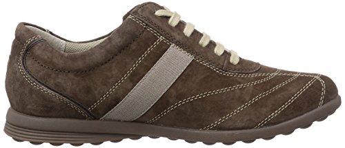camel active Twist 20 - zapatilla deportiva de cuero hombre marrón - Braun (mocca)