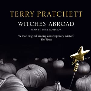 Witches Abroad Hörbuch