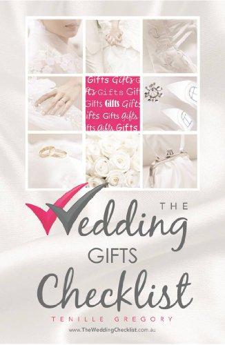 the wedding gifts checklist the wedding planning checklist series