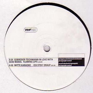 Price comparison product image Various - Nighteffect (Part 2) - WMF Records - WMFREC EP006