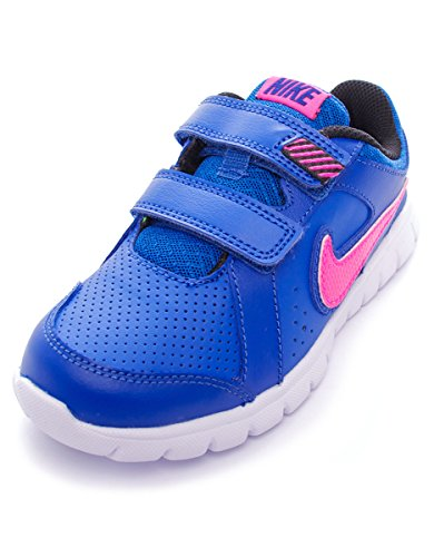 Nike Flex Experience Leather (PSV) mixte enfant, cuir lisse, sneaker low, 31 EU
