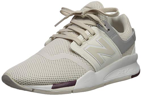 New Balance Women's 247v2 Sneaker Moonbeam/sea Salt 8.5 B US ...