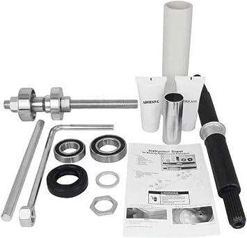 W10435302 W10447783 Whirlpool Cabrio Maytag Washer Tub Bearing Shaft Seal Kit