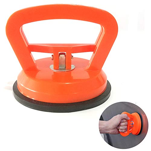 OSOPOLA Vacuum Suction Cup/Car Dent Puller - Double Handle Locking Glass Lifter Repair Tools for Car Dent/Glass/Tiles/Mirror/Granite Lifting 5