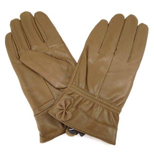 [リリーの宝 (Les Tresors De Lily)] (Clothilde コレクション) [K6756] 手袋 ブラウン