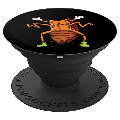 (Cool Easy Cockroach Insect Halloween Costume Art Lazy Gift - PopSockets Grip and Stand for Phones and)