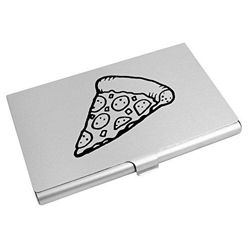 Billetera ch00007570 Pizza' Azeeda Tarjeta De De Crédito 'rebanada Visita Tarjeta De Titular fxPrfqE