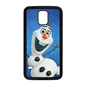 Happy Frozen Olaf Cell Phone Case for Samsung Galaxy S5