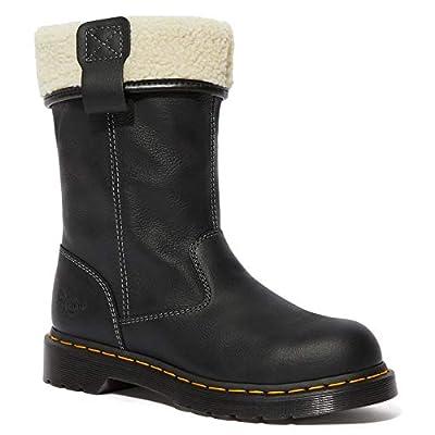 Dr. Martens - Women's Belsay Steel Toe Light Industry Boots