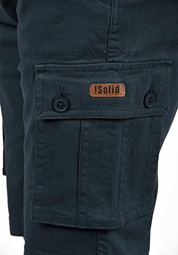 Para Insignia Blue solid Carga De Cortos Pantalones Laurus 1991 Hombre 0XZq4C
