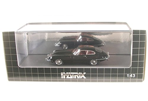 Jaguar E Type Series II Coupe (1970) Resin Model Car